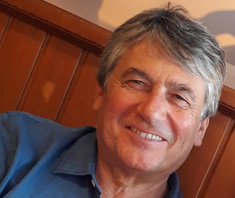 AS Meudon Pétanque - Jean-Pierre Naillat Président